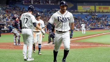 Home Of The Rays - Big Blasts Give Rays Series Win Over Tribe