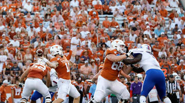 None - Texas slams Louisiana Tech in season-opener