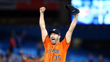 None - Justin Verlander No Hits Blue Jays in Astros Win