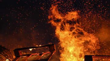 John Carrington Blog (57423) - MYSTERY MAN ALERTS NEIGHBORS TO HOUSE FIRE!