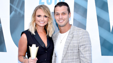 Women of iHeartCountry - Miranda Lambert Gives Sweet Shout-Out To Her Husband On Stage