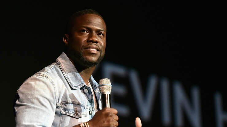 Kevin Hart Says This Is The First Time He's Been There For Wife's Pregnancy | WiLD 94.9 | Crystal Rosas