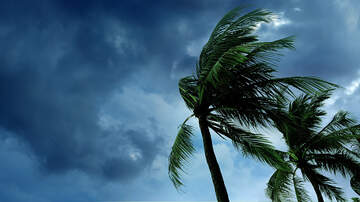 Kelly Bennett - Tropical storm warnings going up.  Could be a wet weekend.