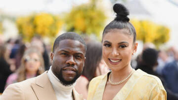 Entertainment - Kevin Hart's Wife Eniko Gives Update On His Condition After Car Crash