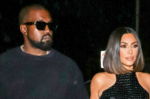 Kanye Asks Wife Kim If She's Obsessed With Money In Candid Interview