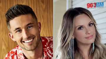 None - Michael Ray and Carly Pearce at The Rave