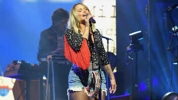 Women of iHeartCountry - Miranda Lambert Talks Conquering Her 'Sad Time' During Atlantic City Show
