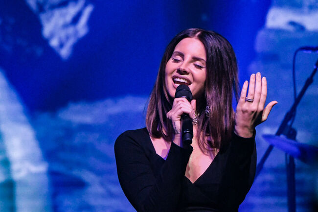 Lana Del Rey In Concert - New York, New York