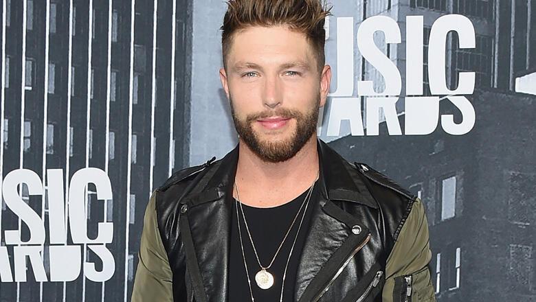 Chris Lane Jokes + Admits He Can Do His Own Makeup