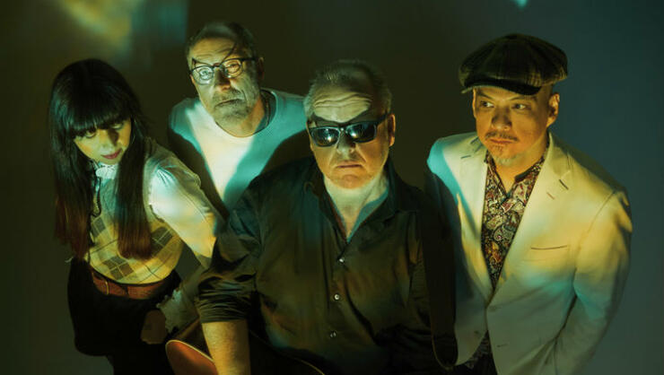 Pixies to Preview 'Beneath the Eyrie' During Exclusive Live Performance | iHeartRadio