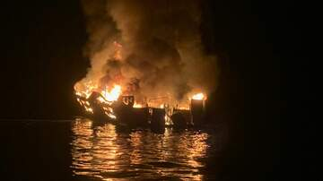 The Joe Pags Show - New details in the deadly California boat fire