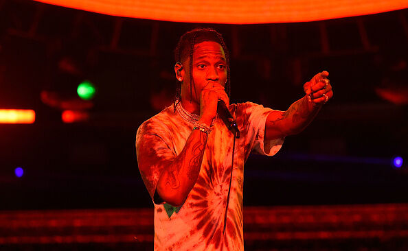 Travis Scott: Look Mom I Can Fly' Documentary Launches