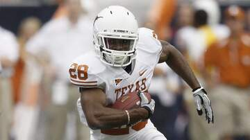 Chris Gordy - Former Longhorn RB Fozzy Whittaker on The Chris Gordy Show