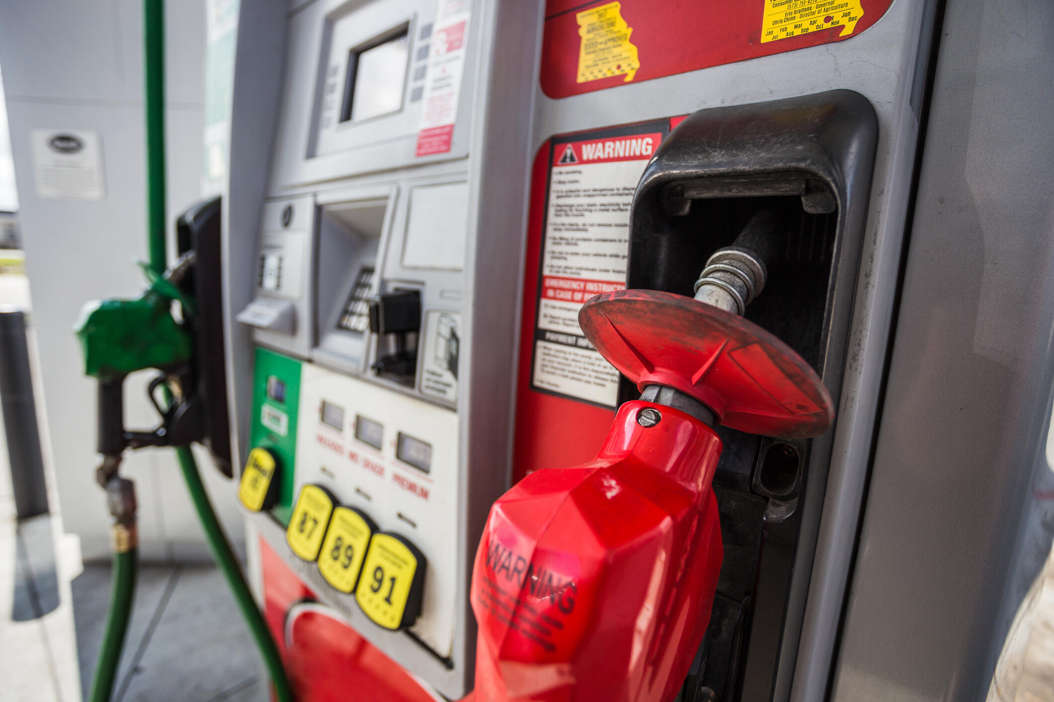 Credit Card Skimmers Found At Florida Gas Pumps After