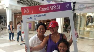 Photos - Coast 93.3 @ Warwick Mall 8.22.19