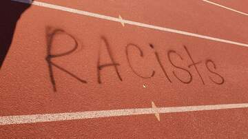 Local News - Sheriff: Vandals Spray-Painted Anderson High School