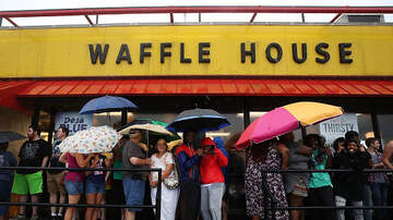 Storm Watch VC - Hurricane Dorian May Force Some Waffle House Locations to Close