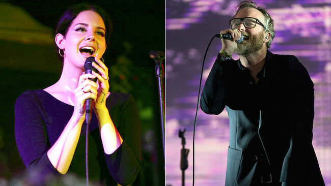 Lana Del Rey Says She Wants To Work With The National
