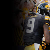 Listen all season long to Win Iowa Hawkeye Football Tickets