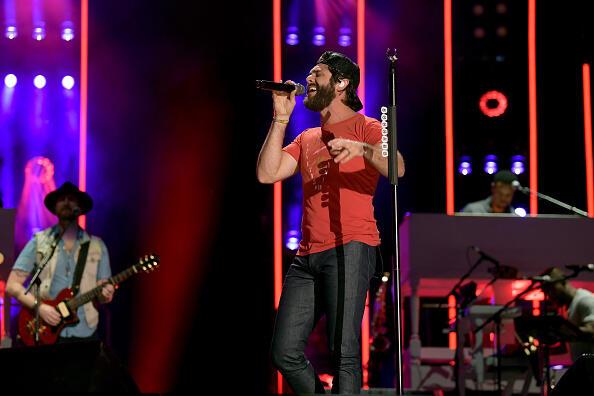 Thomas Rhett Still Amazed With Songwriting Process