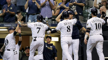 None - Brewers Beat Astros, Greinke