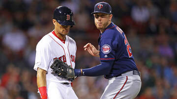 Twins Blog - PREVIEW: Time running out for Boston in playoff hunt | KFAN 100.3 FM