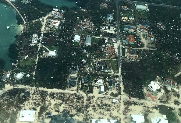 Bahamas Hurricane Dorian Sept 2019