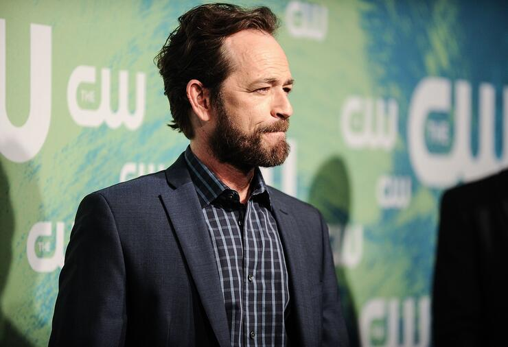 Emotional First Photos From The Luke Perry Tribute On 'Riverdale' Released | iHeartRadio