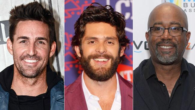 Jake Owen, Thomas Rhett, Darius Rucker Share Game Day Secrets