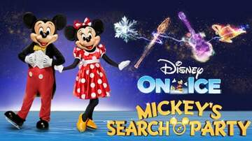 None - Disney On Ice Presents Mickey's Search Party - Expo Square Pavilion