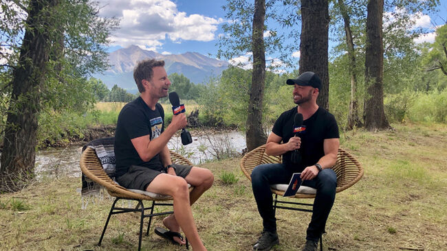 Cody Alan Shares Video From 'Seven Peaks Music Festival'
