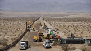 Politics - Pentagon Redirecting $3.6 Billion In Funding For Border Wall Construction