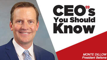 CEO's You Should Know - Monte Dillow; President Beltone