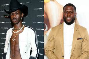 Lil Nas X Explains To A Confused Kevin Hart Why He Decided To Come Out