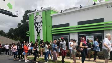 Reid - A Vegan KFC Opened & There Was A Line Hours Long To Get In