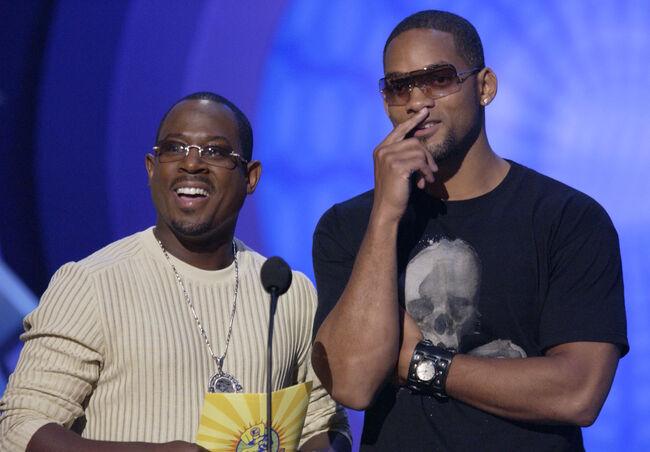 The 2003 MTV Movie Awards - Show