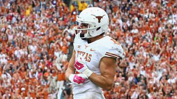 Chris Gordy - Former Longhorn WR Jaxon Shipley Previews LSU-Texas