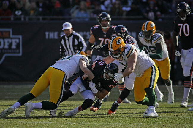 Green Bay Packers v Chicago Bears