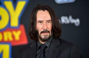 Dovy - There Is Now An Official Keanu Reeves Day