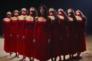 "Camila Cabello Shares Fiery ""Shameless"" Music Video & New Song ""Liar"""