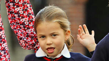 Carolyn McArdle - Princess Charlotte Looks Adorable In Her Uniform On First Day Of School