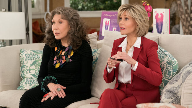 'Grace and Frankie' Makes Netflix History With Season 7 Renewal