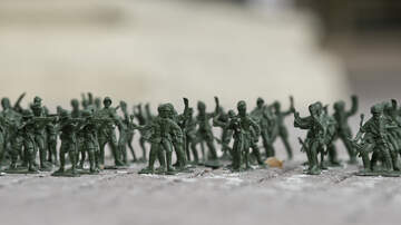 Chris Marino - A 6-Year-Old Girl Got a Toy Company to Start Making Little Green Army Women