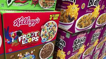 Chris Marino - Hard-Hitting Question of the Day: Which Cereal Leaves Behind the Best Milk?