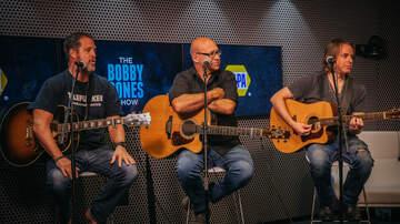Bobby Bones - Sister Hazel Originally Started Out As A Duo