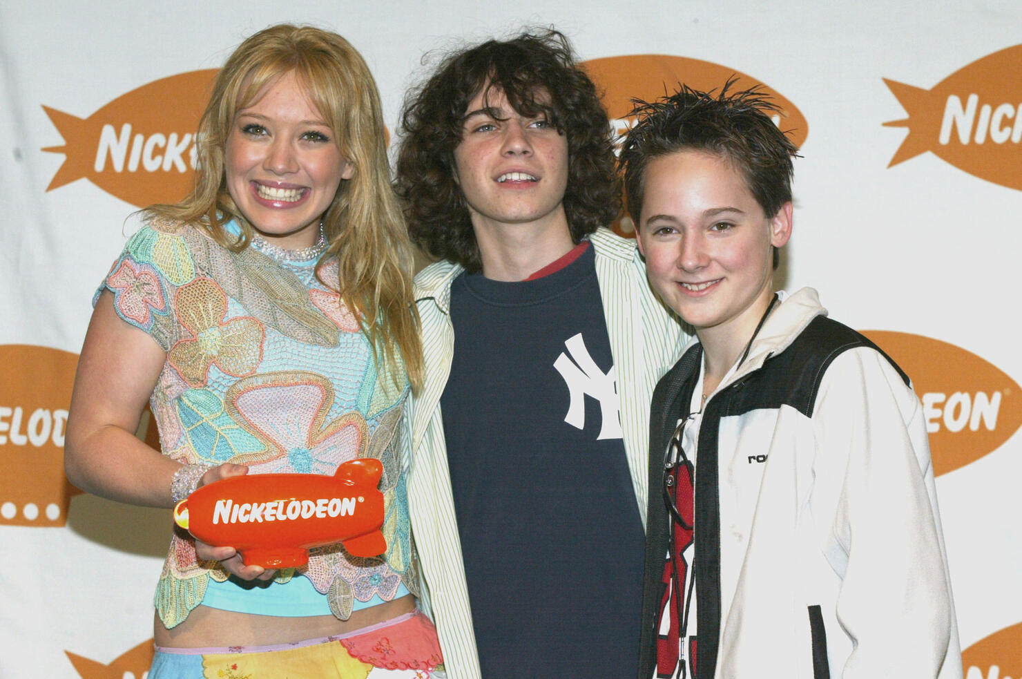 Nickelodeons 16th Annual Kids Choice Awards 2003 - Press Room