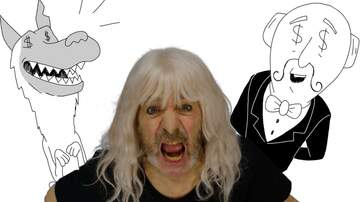 Jim Kerr Rock & Roll Morning Show - Spinal Tap's Derek Smalls Unveils Gimme Some (More) Money Music Video
