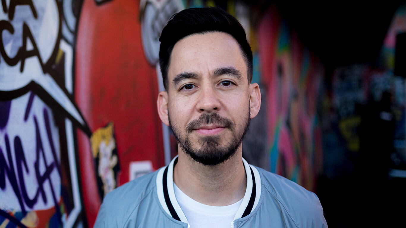 """Mike Shinoda Animates His Own Music Video For """"World's On Fire"""""""
