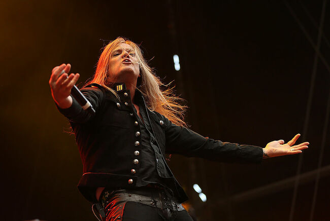Bill McAllister is sending you to Grand Rapids to see Sebastian Bach