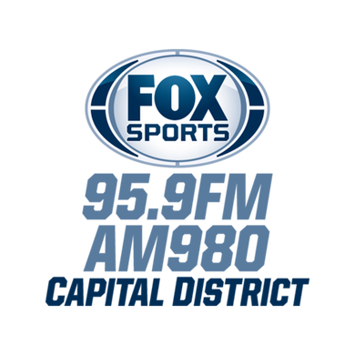 FOX Sports 980 & 95.9 FM logo